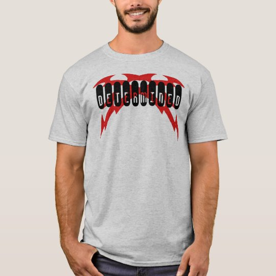 Xiphos, Determined T-Shirt
