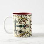Xiuhtecuhtli Aztec Death God Coffee Mug