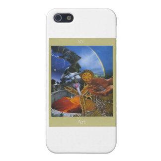 XIV Art Voyager Tarot iPhone SE/5/5s Cover