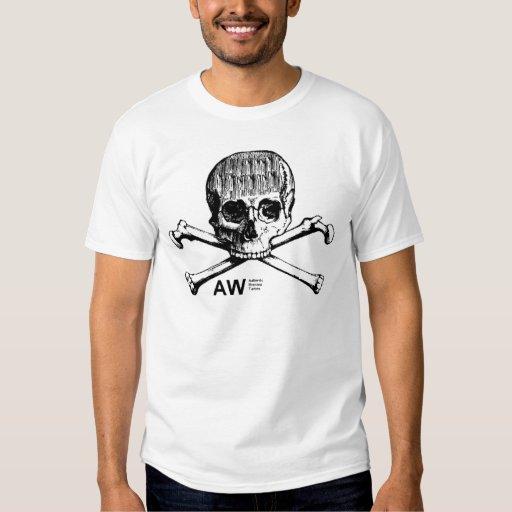 xiv_skull playeras
