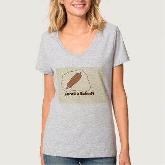XL Womens shirt   Knead a baker