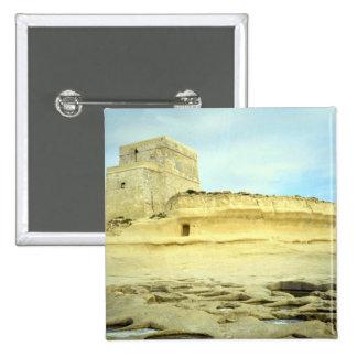 Xlendi, desierto de Malta Pins