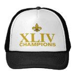 XLIV campeones Gorra