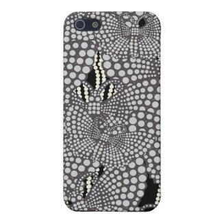 XLString of Pearls & Butterflies iPhone Speck Case