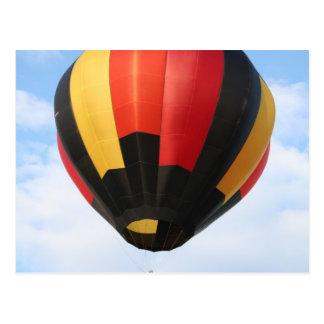 XLTA, Balloon!   Beautiful Flying! Postcard