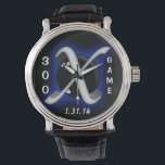 "Xmachine 300 Perfect Game Watch<br><div class=""desc"">A unique one of a kind keepsake for the bowler.  A perfect game is a honor score that is achieved by a small percentage of league bowlers.  Honor this achievement with this unique keepsake.</div>"