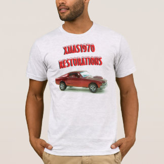 XMAS1970 Restorations T-Shirt