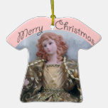 Xmas Angel Ornament