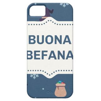 xmas buona Befana iPhone SE/5/5s Case