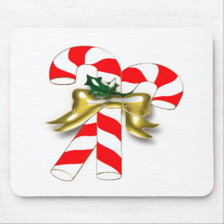 Xmas Candy 1 Mouse Pad