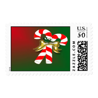 Xmas Candy 1 Postage