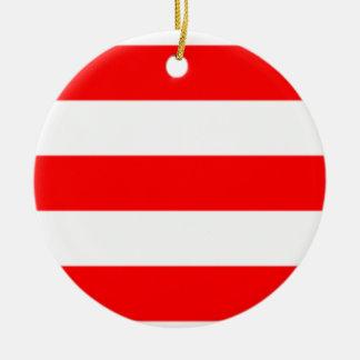 Xmas Ceramic Ornament