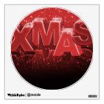 Xmas Christmas Room Decal