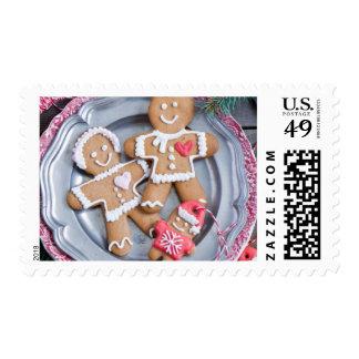 Xmas cookies stamp