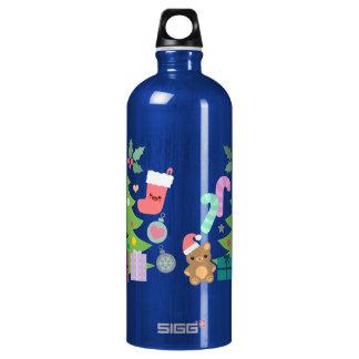 Xmas Cuties SIGG Traveler 1.0L Water Bottle