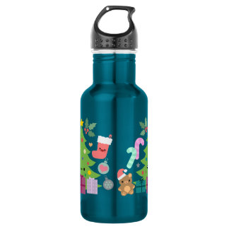 Xmas Cuties Water Bottle
