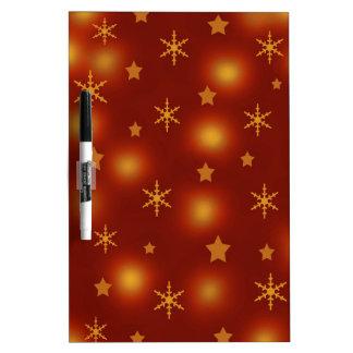 Xmas design Dry-Erase board