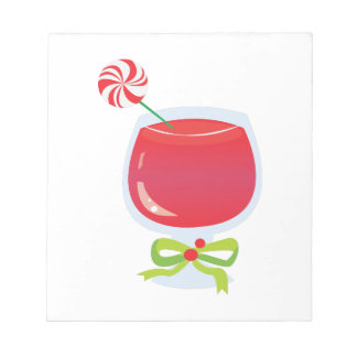 Xmas Drink Note Pads