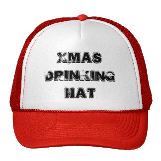 Xmas Drinking Hat