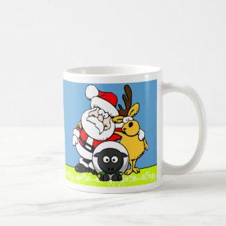 xmas gift they can both share coffee mug