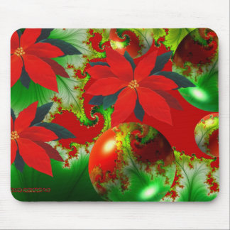 XMas : Home for the Holdays Mouse Pad
