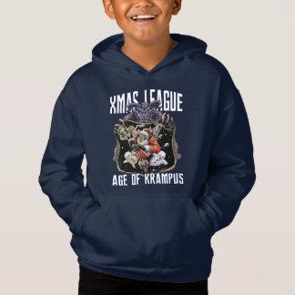 Xmas League Age of Krampus Hoodie