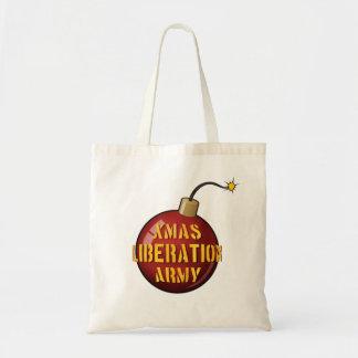 Xmas Liberation Army Bomb bag