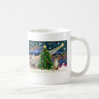 Xmas Magic-Boxer1 Mug