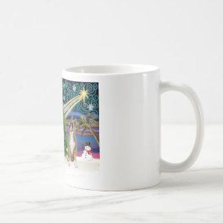 Xmas Magic-Boxer1 Mugs