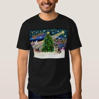 Xmas Magic-G Shep Dark T Shirt