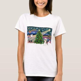 Xmas Magic/Shih Tzu #4 T-Shirt