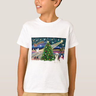 Xmas Magic-ShihTzu 4 T-Shirt