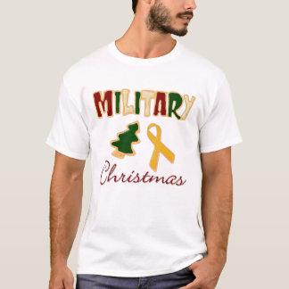 Xmas Military Cookie Christmas T-Shirt