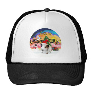 Xmas Music 2 - Guinea Pig 1 - hat