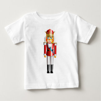 Xmas Nutcracker King Baby T-Shirt