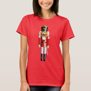 Xmas Nutcracker Soldier T-Shirt