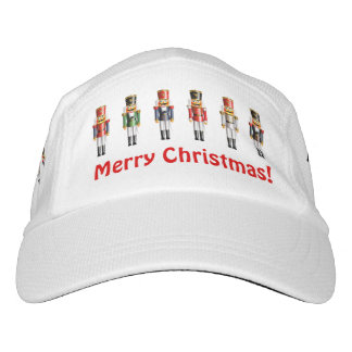 Xmas Nutcracker Soldiers Headsweats Hat