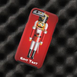 Xmas Nutcracker Tough iPhone 6 Case