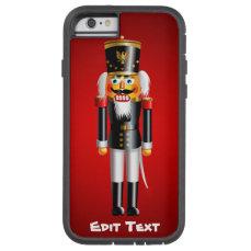 Xmas Nutcracker Tough Xtreme iPhone 6 Case