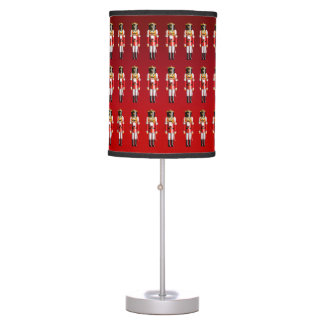 Xmas Nutcracker Toy Soldiers Table Lamp