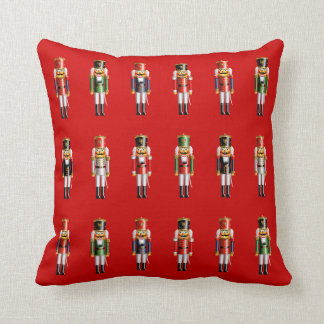 Xmas Nutcrackers Pillow