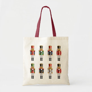 Xmas Nutcrackers Tote Bag