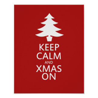 Xmas on posters