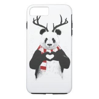 Xmas panda iPhone 8 plus/7 plus case