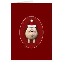 Xmas Piggy Card