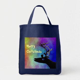 Xmas Reindeer Bags