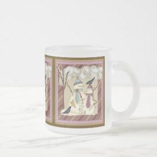 Xmas Snowman Love Mug