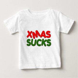 XMAS Sucks Baby T-Shirt