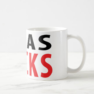xmas sucks coffee mug