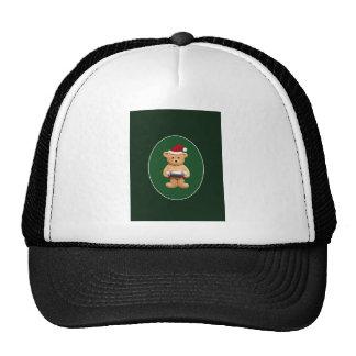Xmas Ted Wearing Santa Hat